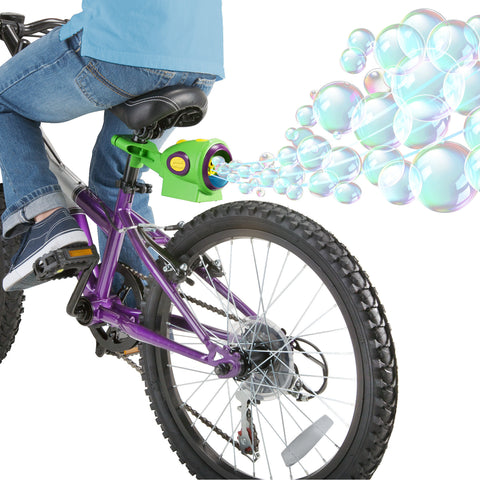 Bike Bubble Machine!