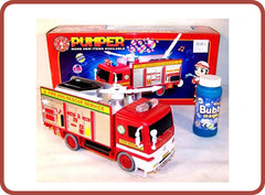 Pumper the Bubble Fire Engine