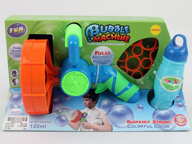 Bubble Blaster - 2 toys in 1! - Bubble Inc