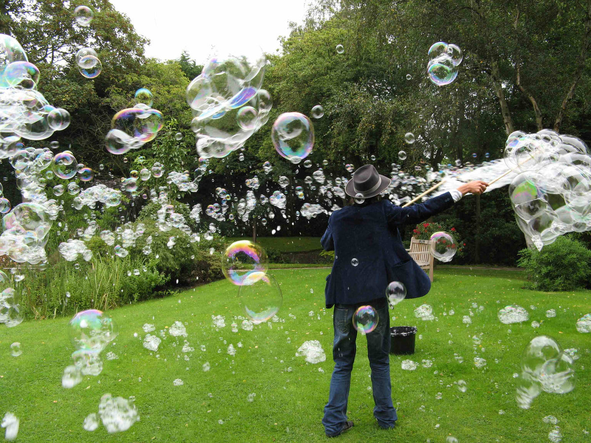 WonderWeb bubble net (large) - Bubble Inc