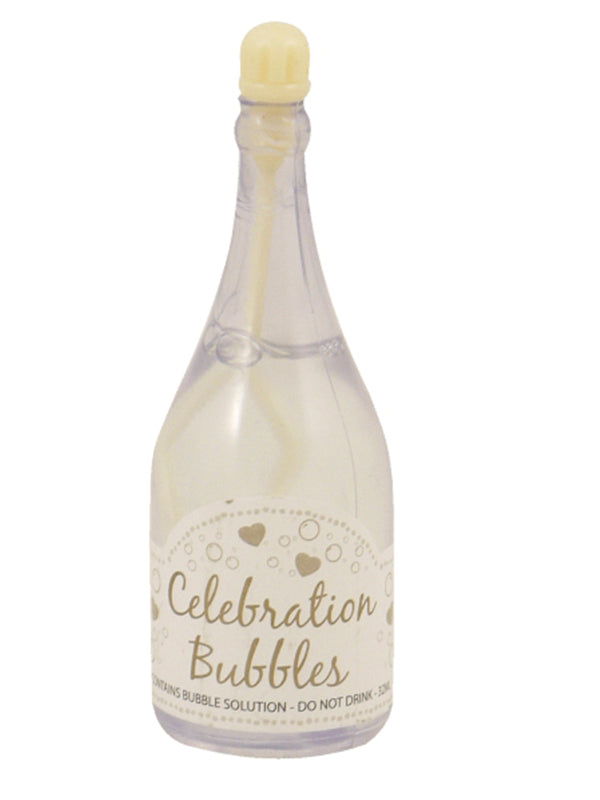 Bubble Champagne Bottle - Bubble Inc
