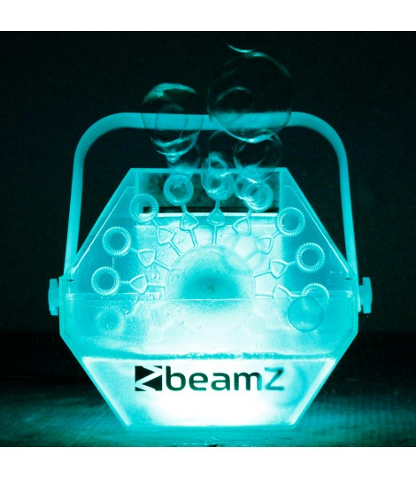 *NEW! Light up LED* Party Bubble Machine (mains only) - Bubble Inc