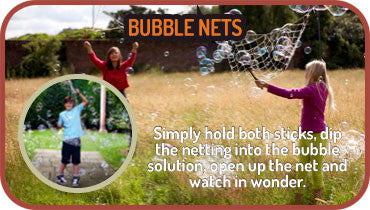 Bubble Inc Shop - Bubble Nets
