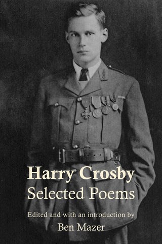 Selected Poems by Harry Crosby