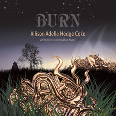 Burn by Allison Adelle Hedge Coke