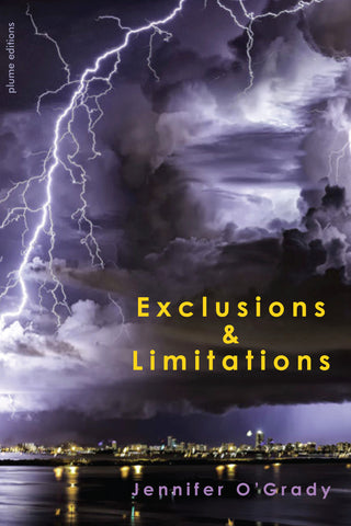 Exclusions & Limitations by Jennifer O'Grady