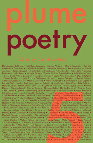 The Plume Anthology of Poetry 5 ed. Daniel Lawless