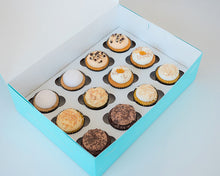 Load image into Gallery viewer, Special order our exclusive After Dark Cupcake Assortment. Each cupcake is alcohol-inspired and filled with delicious flavor. Call today to place your order! Only available at House of Clarendon in Lancaster, PA.