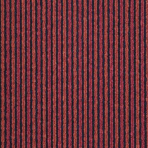 Beach Hut Stripe - Aldeburgh - Wool Carpet