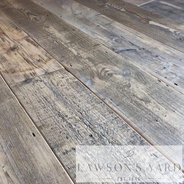 Lawsons - Antique - White Oiled - Pine