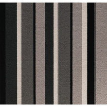 Load image into Gallery viewer, Grey Shades coloured 100% Wool Stripe Carpet