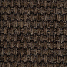 Load image into Gallery viewer, Dark Brown Natural textured Woven Sisal Carpet