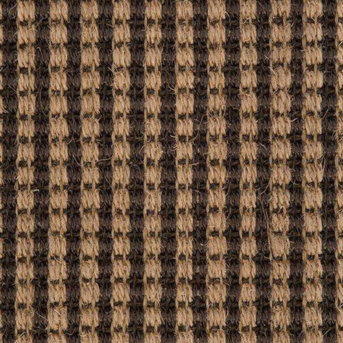 Cocoa two tone Natural textured Sisal Coir Mix Carpet