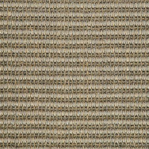 Aluminium Big Boucle Natural 100% Sisal Carpet