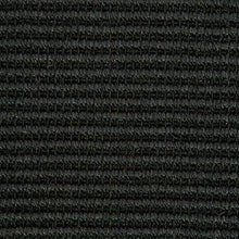 Load image into Gallery viewer, Black Big Boucle Natural 100% Sisal Carpet
