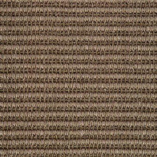 Load image into Gallery viewer, Brown Big Boucle Natural 100% Sisal carpet