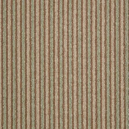 Beach Hut Stripe - Bournemouth - Wool Stripe