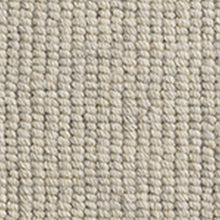 Load image into Gallery viewer, White  Wool Chunky Natural Loop Carpet