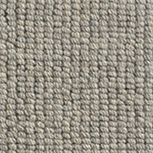 Load image into Gallery viewer, Grey Wool Chunky Natural Loop Carpet