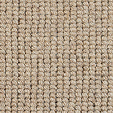 Load image into Gallery viewer, Light Brown Wool Chunky Natural Loop Carpet