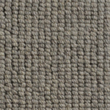 Load image into Gallery viewer, Silver Wool Chunky Natural Loop Carpet