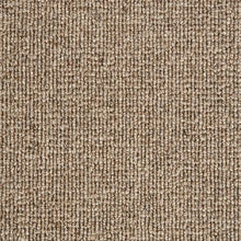 Load image into Gallery viewer, Brown textured Luxury Wool Loop Carpet