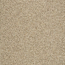 Load image into Gallery viewer, Beige textured Luxury Wool Loop Carpet