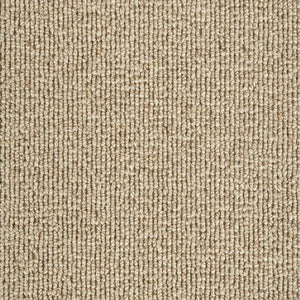 Beige textured Luxury Wool Loop Carpet