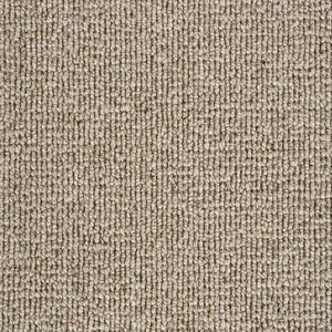 Light Brown textured Luxury Wool Loop Carpet