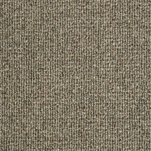 Load image into Gallery viewer, Dark Brown textured Luxury Wool Loop Carpet