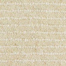 Load image into Gallery viewer, cream handwoven horizontal line Luxury Wool Carpet