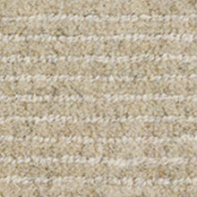 Load image into Gallery viewer, Stone handwoven horizontal line Luxury Wool Carpet