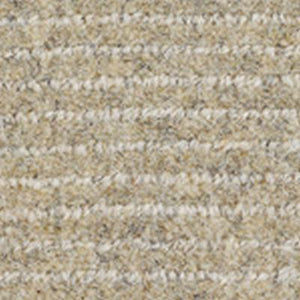 Clay handwoven horizontal line Luxury Wool Carpet