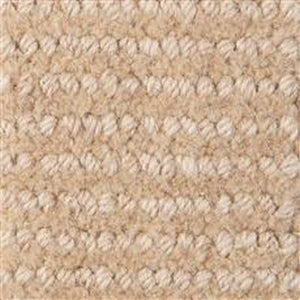 Brown White Spots Pattern 100% Wool Hande Made Woven Carpet