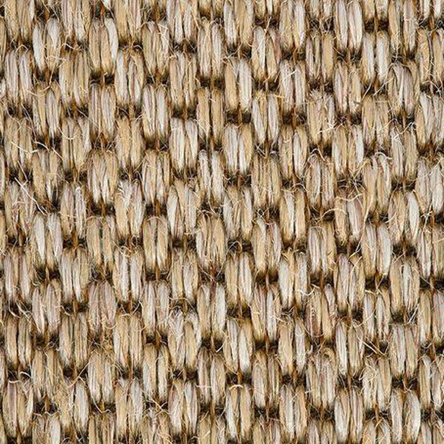 Golden Sand textured Woven Loop Sisal Carpet