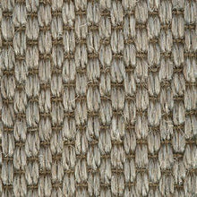 Load image into Gallery viewer, Grey textured Woven Loop Sisal Carpet