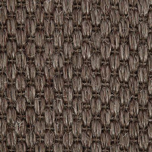 Roasted Coffee textured Woven Loop Sisal Carpet