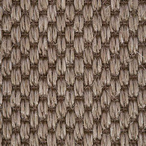 Praline textured Woven Loop Sisal Carpet
