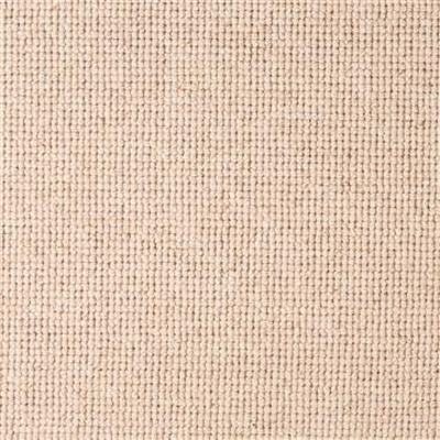 Shadow Beige Natural 100% Wool Loop Carpet