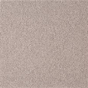Linen Brown Natural 100% Wool Loop Carpet
