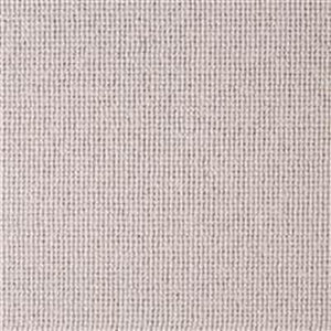 Silver Beige Natural 100% Wool Loop Carpet