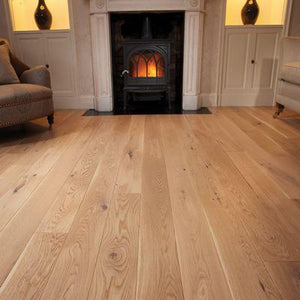 West Country engineered oak flooring - Winter Garden - 411E