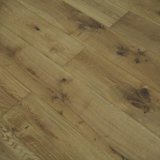 bespoke smoked hand scraped natural oil engineered oak flooring