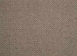 Dark Brown Brown Natural 100% Wool Loop Carpet