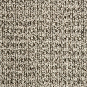 Grey textured Luxury Wool Loop Carpet