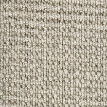 Load image into Gallery viewer, Soft Grey textured Luxury Wool Loop Carpet