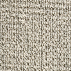Soft Grey textured Luxury Wool Loop Carpet