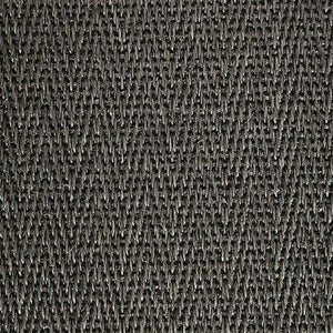 Anthracite Flint Pattern 100% Natural Herringbone Weave Sisal Carpet
