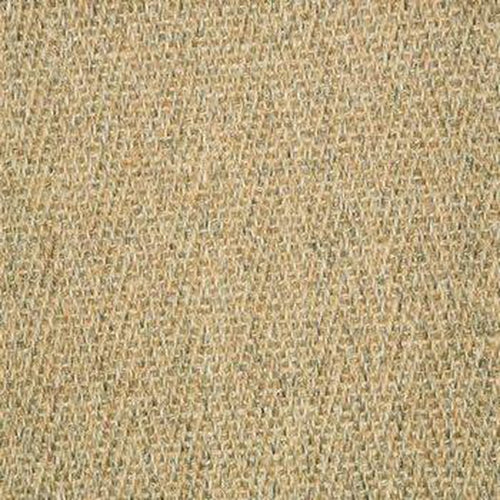 Beige Natural Herringbone Pattern 100% Sisal Carpet