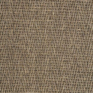 Brown Pattern 100% Natural Herringbone Weave Sisal Carpet
